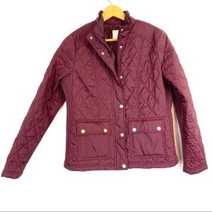 A.N.D A New Day Jacket Size Medium Quilted AB18